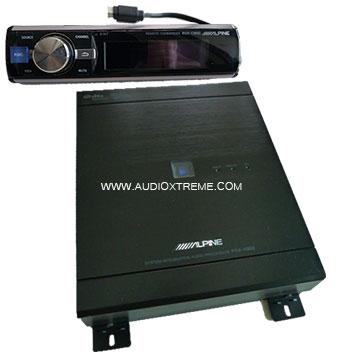 <h3>Alpine PXA-H800 + RUX-C800</h3><br /><span> 06 พฤษภาคม 2560</span>