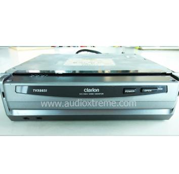 Clarion TVX6651 เครื่องเสียงรถยนต์ สินค้ามือสอง