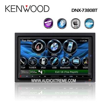 <h3>Kenwood DNX7380BT</h3><br /><span> 10 เมษายน 2561</span>