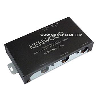 Kenwood KCA-S220 เครื่องเสียงรถยนต์ สินค้ามือสอง