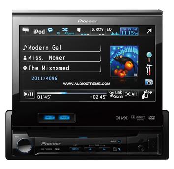 <h3>Pioneer AVH-P5350DVD</h3><br /><span> 05 พฤศจิกายน 2557</span>
