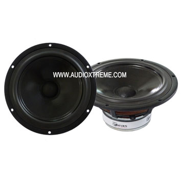 <h3>Seas European 6.5 (Woofer)</h3><br /><span>  Update </span>