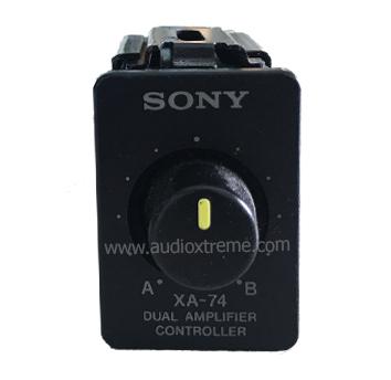 Sony xa-74 เครื่องเสียงรถยนต์ สินค้ามือสอง